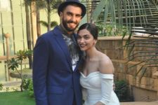 Adorable: Ranveer Singh shares a cute post about his lady love Deepika