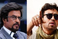 Irrfan Khan has accused Rajinikanth's film for STEALING Madaari poster