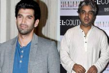 Aditya Roy Kapur bonding with Shaad Ali!