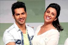 Varun and Parineeti team up for the first time in Dishoom