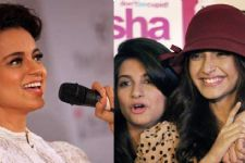 Sonam, Rhea doing well in glamour world: Kangana