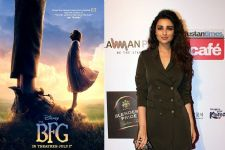 Parineeti lends her voice to Spielberg's 'The BFG'