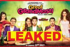 Great Grand Masti Leaked Online!