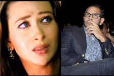 #GOSSIP: Even after divorce Karisma's ex SHOUTS at her in public