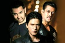 Aamir, Salman are bigger stars than me: SRK