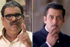 What made Satish Kaushik to compare SALMAN with 'RAGING BULL'!