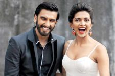 Its a HATTRICK  for Deepika and Ranveer