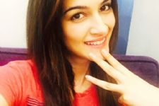 Kriti Sanon scores 3 mn Instagram followers