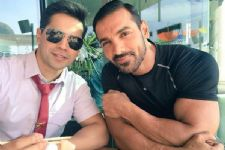 What scared John Abraham and Varun Dhawan?