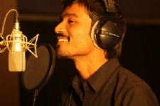 Dhanush sings for Telugu film 'Thikka'