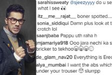 "Varun has the most wittiest reply to ""Disgraceful, Cheap Comments"