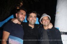 Solid partnership of friendship: Karan Johar