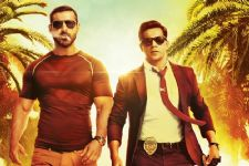 Dishoom boys John Abraham and Varun Dhawan to do a Live stunt