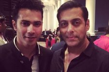 Varun Dhawan reacts to Salman Khan's acquittal