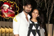 Here's how Shahid will be welcoming his baby!