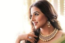 Vidya Balan used to wear jhumkas worth Rs. 5