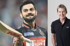 Virat Kohli the best cricketer at the moment: Brett Lee