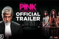 'Pink' trailer arrests with compelling performances
