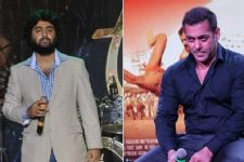 Arijit Singh tired of being sorry to Salman, wants to end the matter!