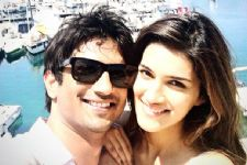 Sushant and Kriti wrap-up shoot for 'Raabta'!