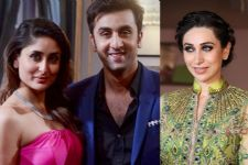 Special Pooja for Ranbir, Kareena and Karisma