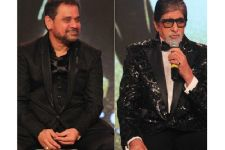 It's my good fortune to work with Bazmee: Big B