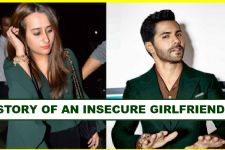 Varun Dhawan's girlfriend Natasha feels INSECURE!
