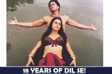 This is how Shah Rukh Khan celebrates 18 years of DIL SE!