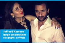See how Kareena and Saif are prepping up for their first baby!