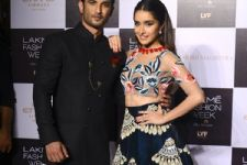Shraddha and Sushant steal the show at Lakme Fashion Week