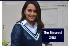 Reason why Sonakshi feels she is blessed!