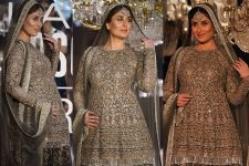 In Pics: Kareena Kapoor walks the RAMP with her Baby Bump