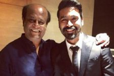 Dhanush, Rajinikanth will team up for 'Kabali 2'