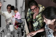 Amitabh Bachchan's letter for his granddaughter will melt your hearts