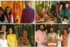 Here's how B-town welcomed 'Ganpati Bappa'!