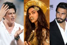 Shah Rukh Khan has a PROBLEM with Ranveer- Deepika's 'Padmavati'