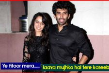 GOSSIP: Aditya Roy Kapur STAYED BACK in US for Shraddha Kapoor?