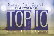 Music 'n' Masti: Bollywood's Top 10 Chartbusters