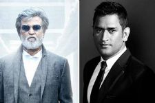 Mahendra Singh Dhoni to meet RAJINIKANTH to promote his film?