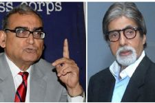 Supreme Court Judge BASHES Amitabh Bachchan on Twitter