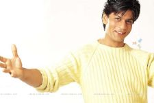 SRK has asked for WARM HUGS from...
