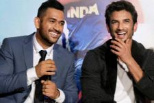Captain Cool! Dhoni finds Sushant very COOL!