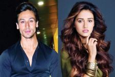 WHAT! Disha Patani DENIES dating Tiger Shroff