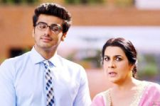 Arjun Kapoor and Amrita Singh to play mom and son yet again!