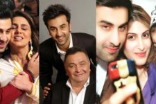 Ranbir's Mom, Dad & Sister have something SPECIAL to tell him