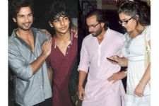 Saif Ali Khan's daughter Sara WONT work with Shahid's brother Ishaan
