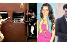 Shraddha- Arjun recreate DDLJ moments!