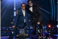 Look who was able to SHUT Amitabh Bachchan and Dharmendra up!