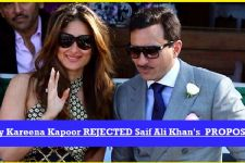Why Kareena Kapoor REJECTED Saif Ali Khan's PROPOSAL!