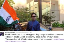 Omg: Adnan Sami hits back, says TERRORISTS & PAKISTANIS are SAME!